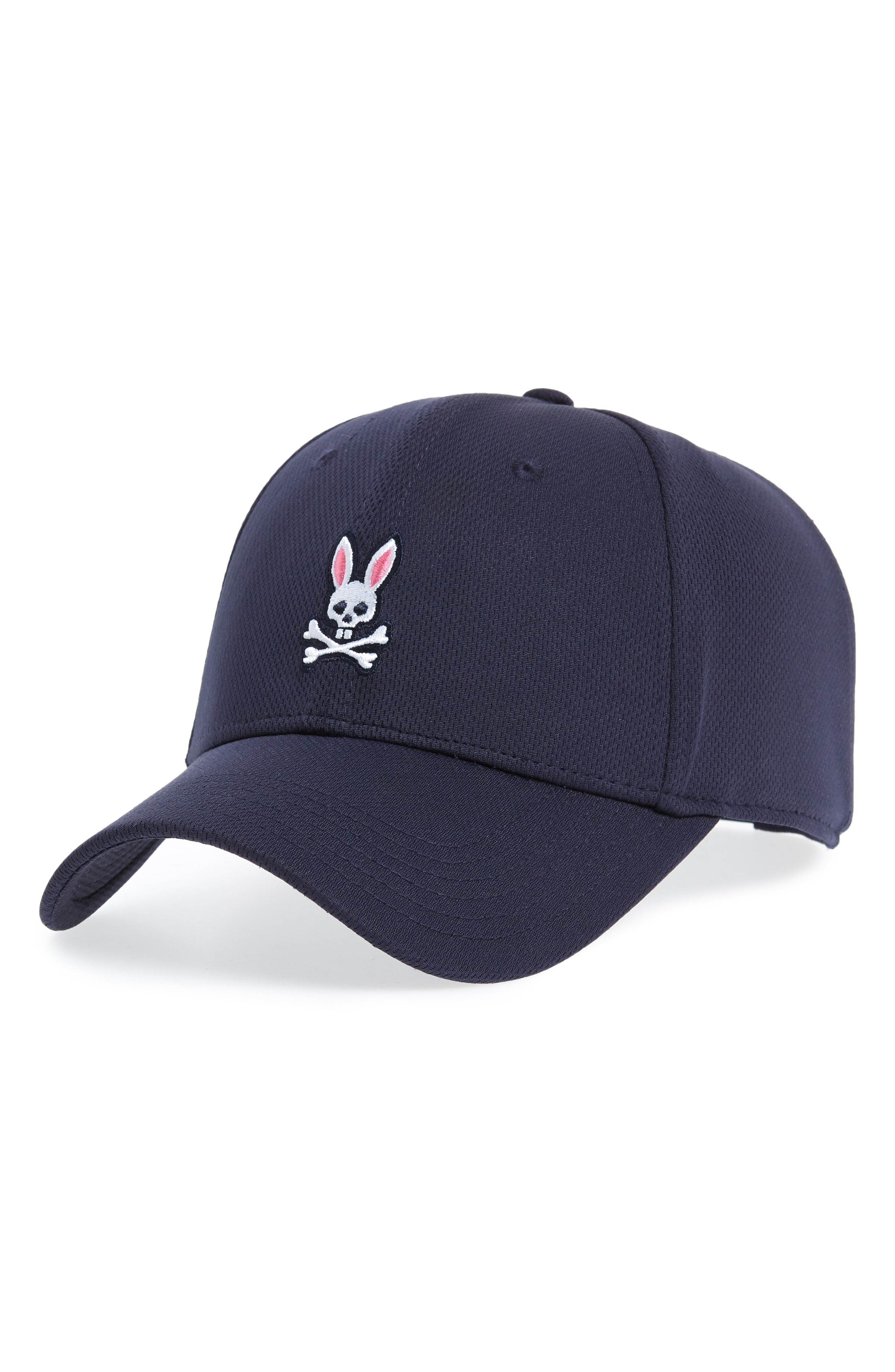 2bc865bf02c Psycho Bunny Sport Ball Cap In Navy