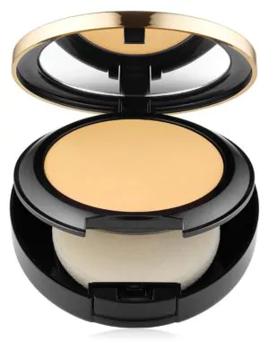 Estée Lauder Women's Double Wear Stay In Place Matte Powder Foundation In 3w2 Cashew