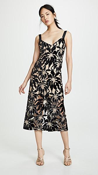 Beaufille Monet Dress In Black