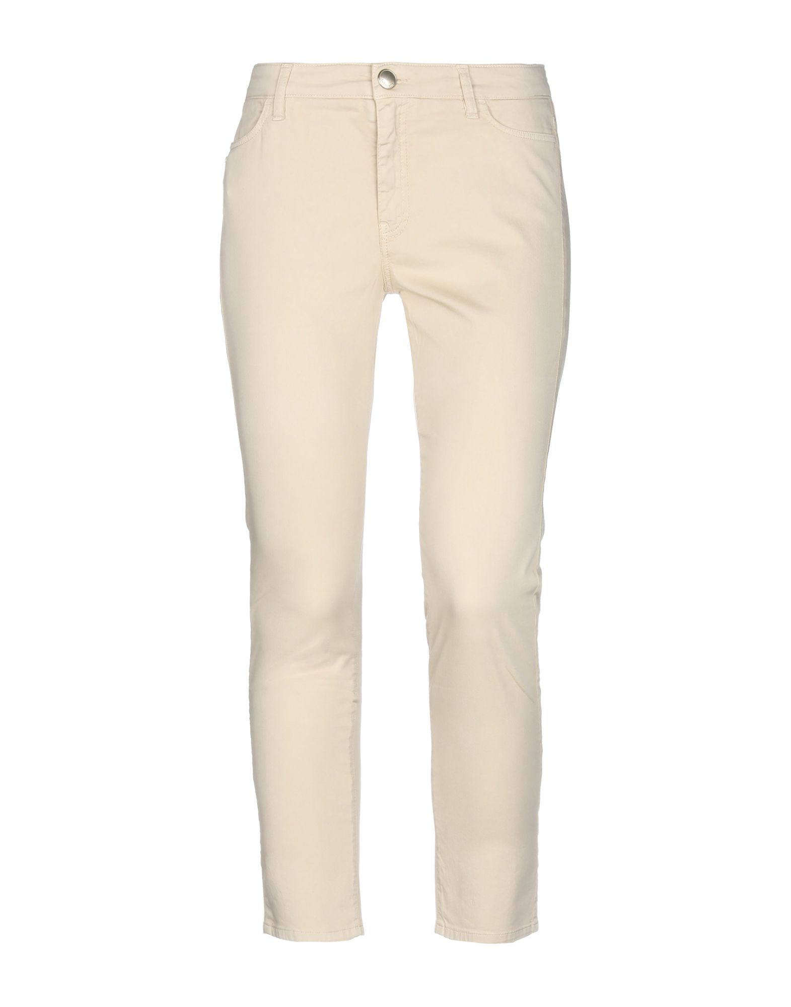 Jeckerson Casual Pants In Beige