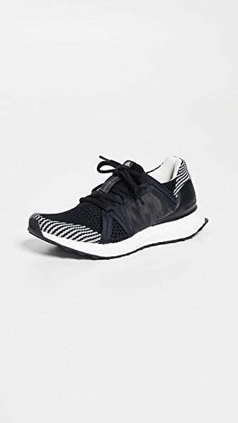 Adidas By Stella Mccartney Women's Ultraboost Knit Low-Top Sneakers In Black