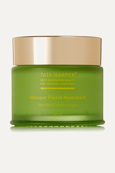 Tata Harper Hydrating Floral Mask, 30ml In Colorless