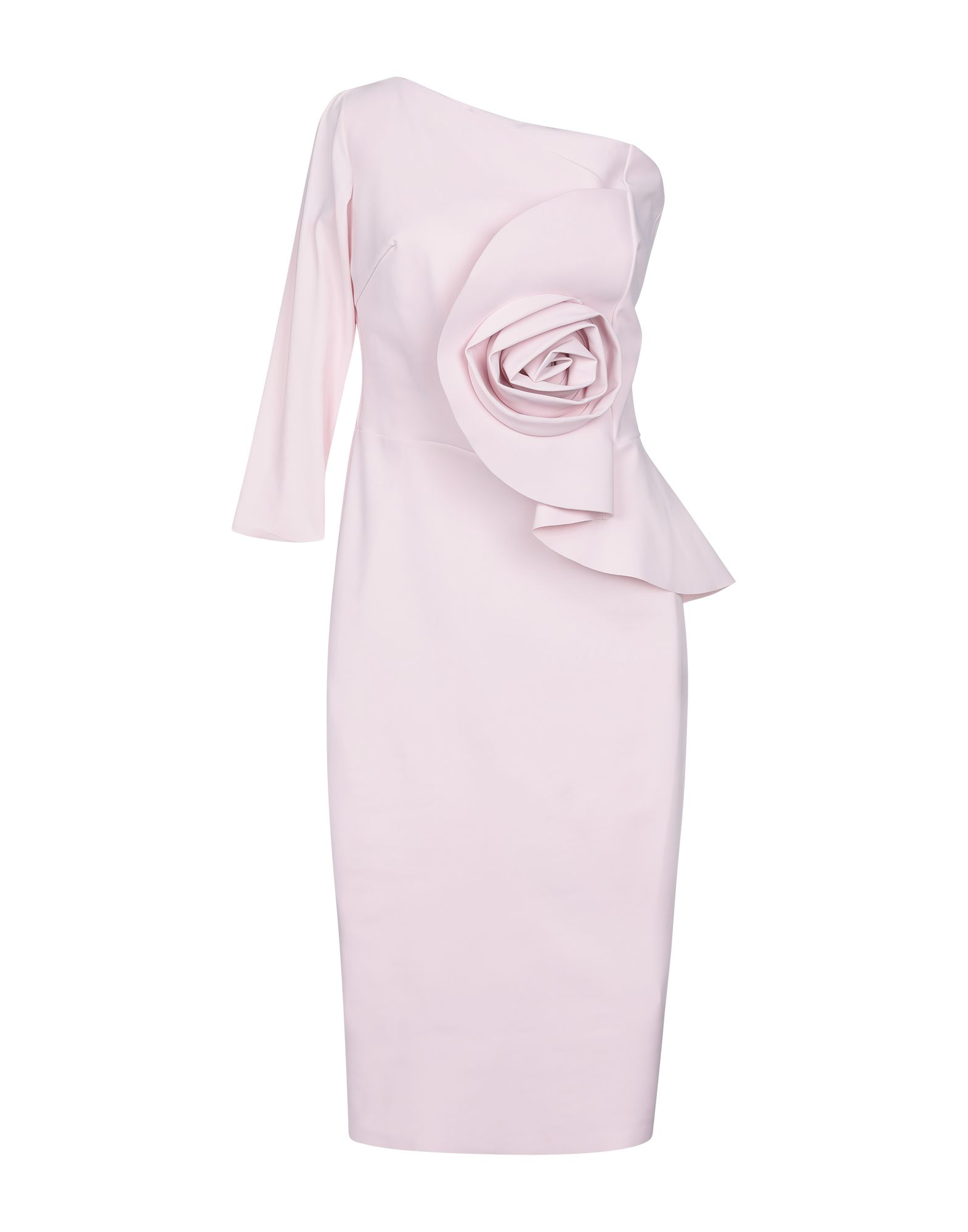 52fbaf2a Chiara Boni La Petite Robe Knee-Length Dresses In Light Pink | ModeSens
