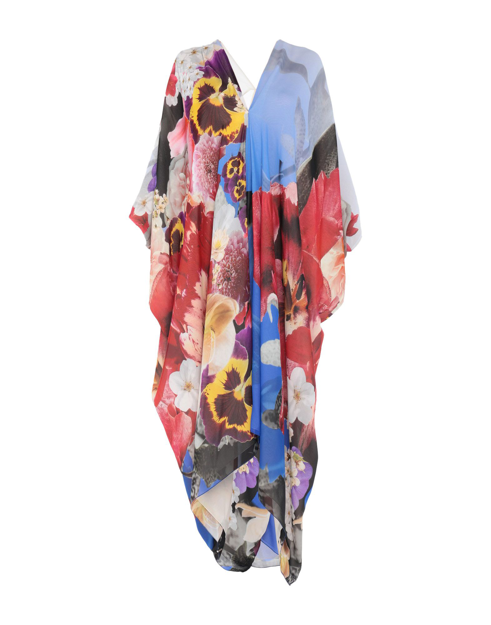Roberto Cavalli Formal Dress In Garnet