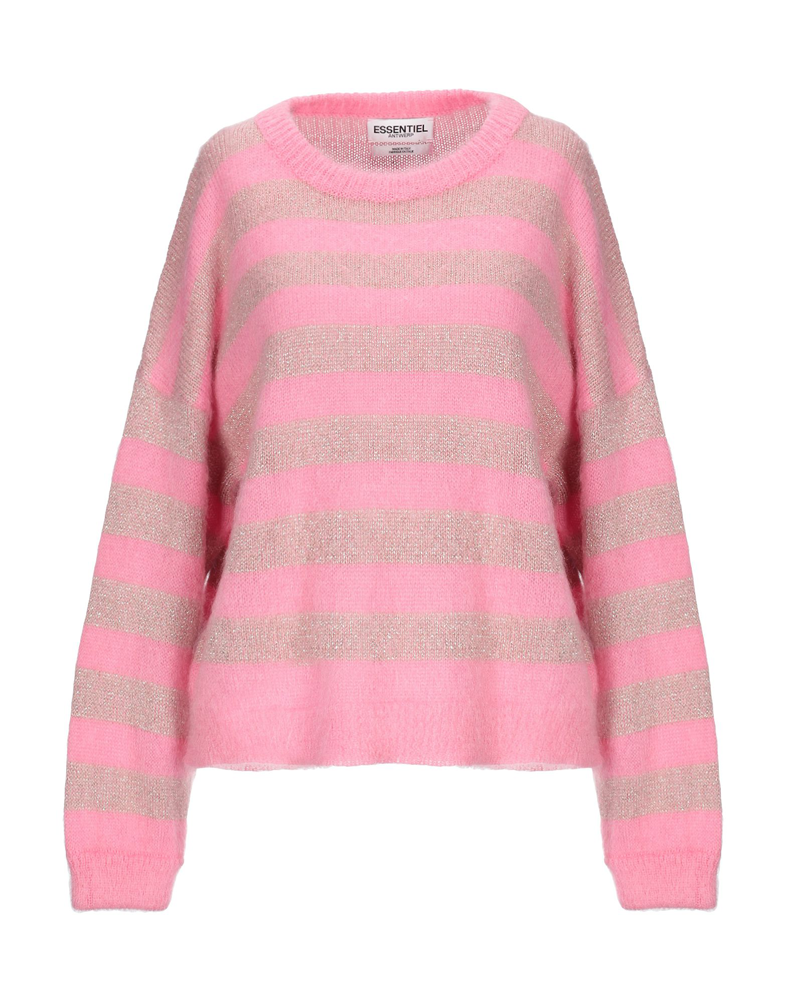 Essentiel Antwerp Sweater In Pink