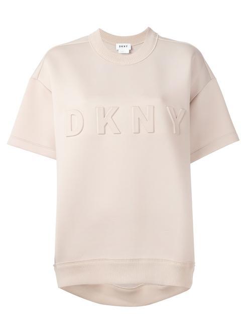Dkny - Embossed Logo Neoprene T