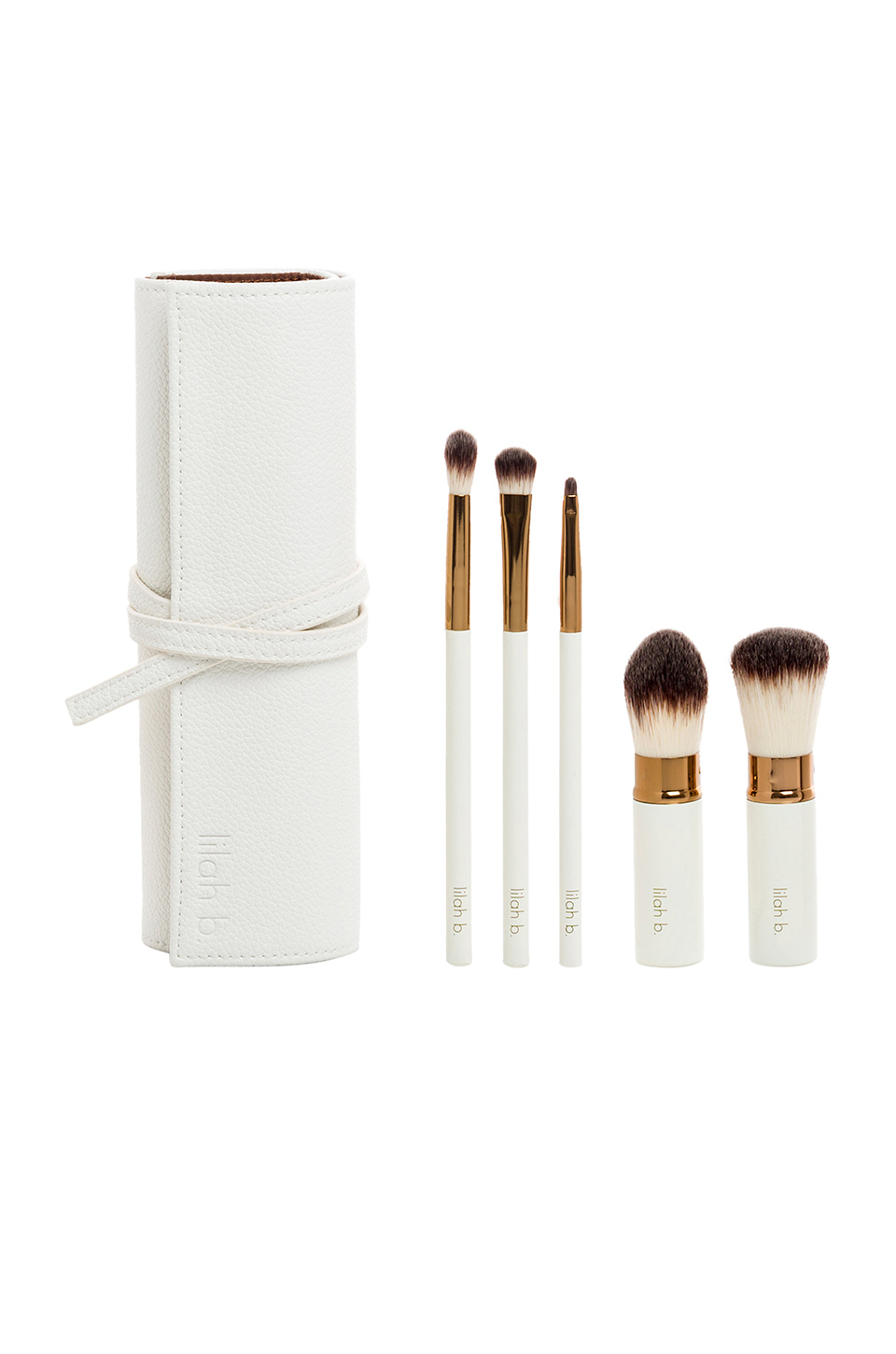 Lilah B. Lets Face It Brush Set In N,a