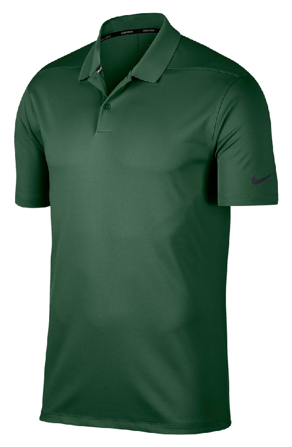 6e285afc Nike Golf Dry Victory Standard Fit Polo Shirt In Black | ModeSens