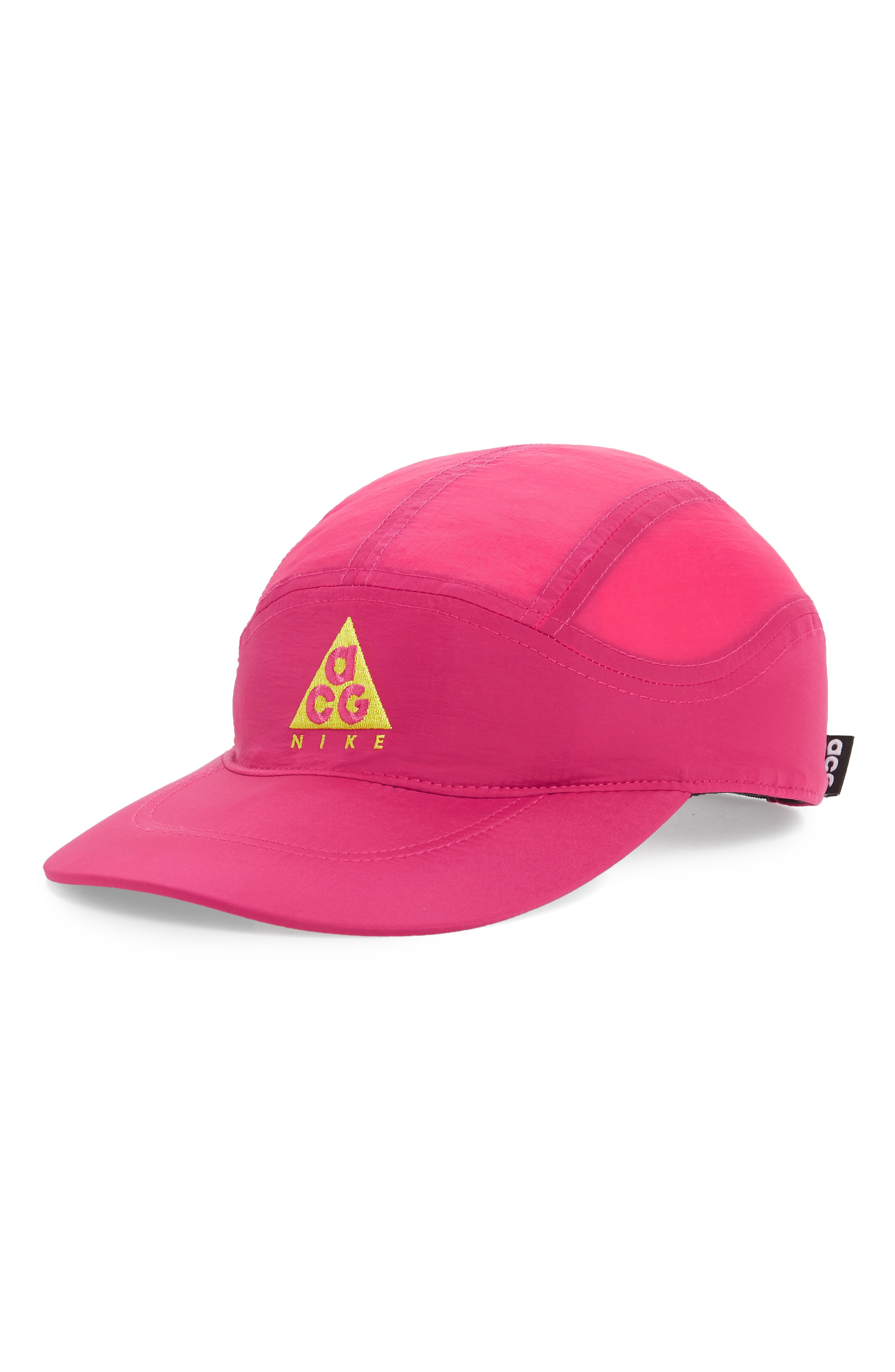 detailed look a1cea 50249 Nike Sportswear Acg Tailwind Cap - Pink In Rush Pink Opti Yellow