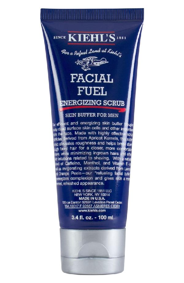 Kiehl's Since 1851 1851 Facial Fuel Energizing Scrub