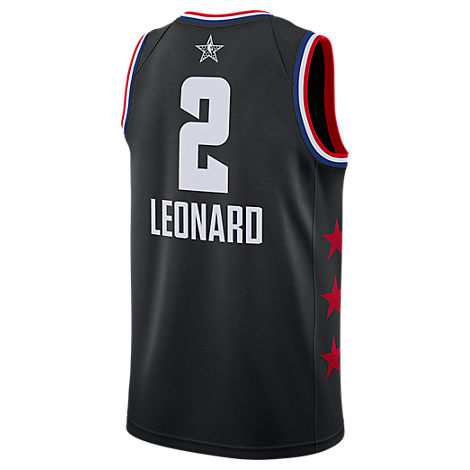 Kawhi Leonard Star Jersey All
