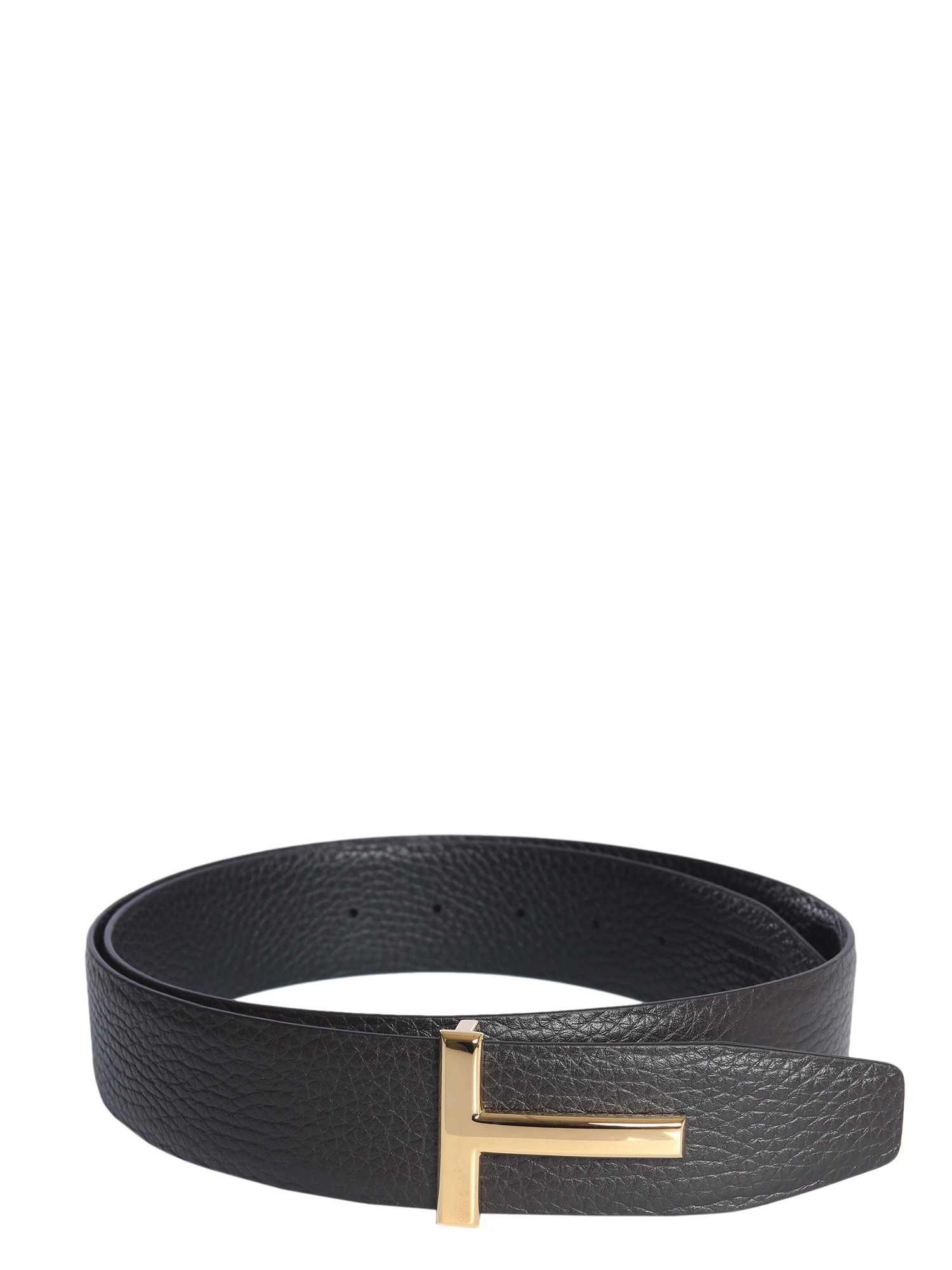 2d4beae890d Tom Ford Reversible Leather Belt With
