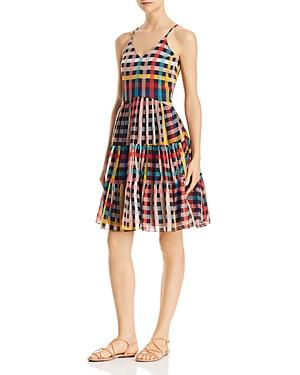 Carolina K Marieta Printed Dress In Multi