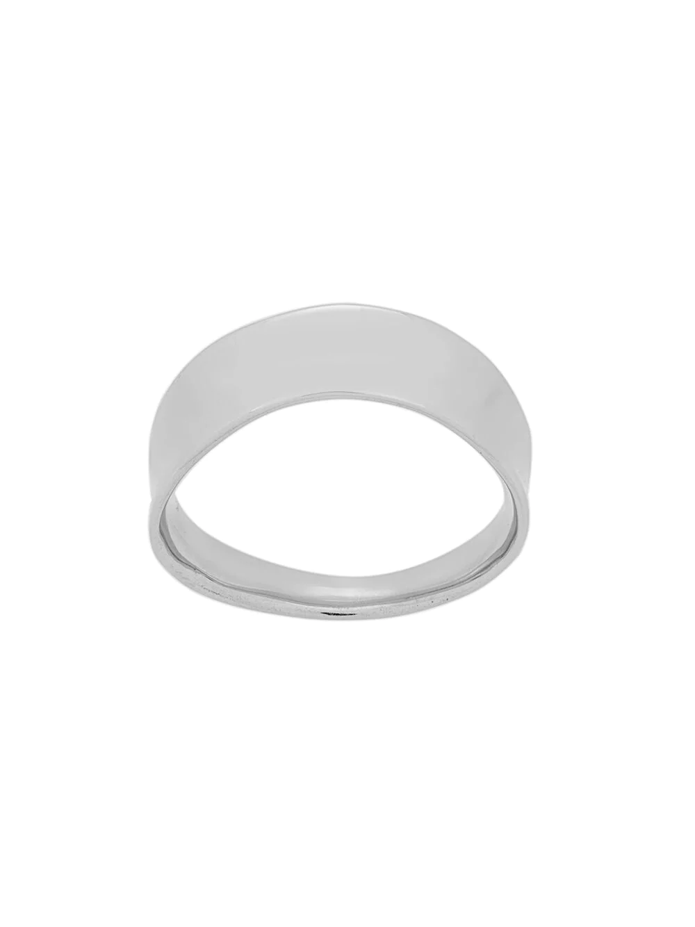 Maria Black Noon Ring In Silver