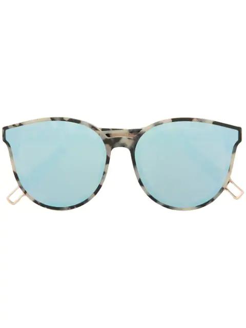 Gentle Monster Blackpeter S3(11m) Sunglasses In Multicolour