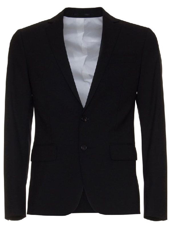 Dsquared2 Two-Piece Suit In Nero