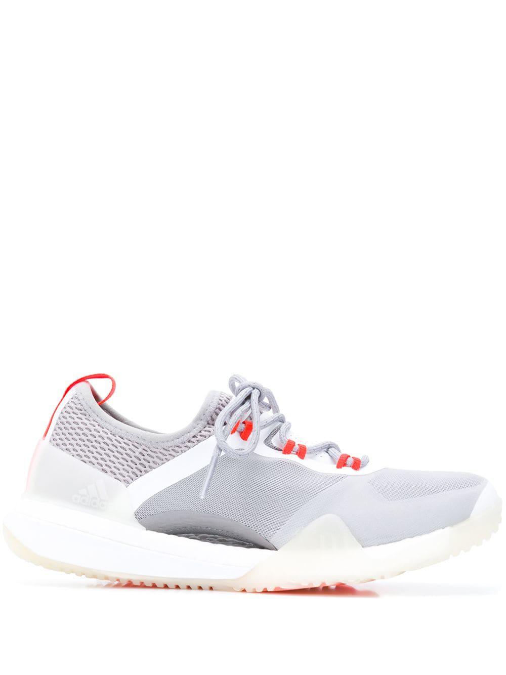 4213c230a Adidas By Stella Mccartney Pureboost X Tr 3.0 Sneakers - Grey