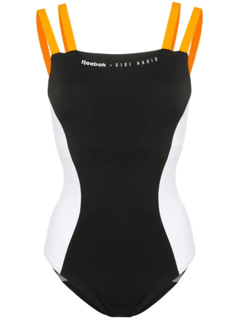 Reebok X Gigi Hadid Swimsuit In Black