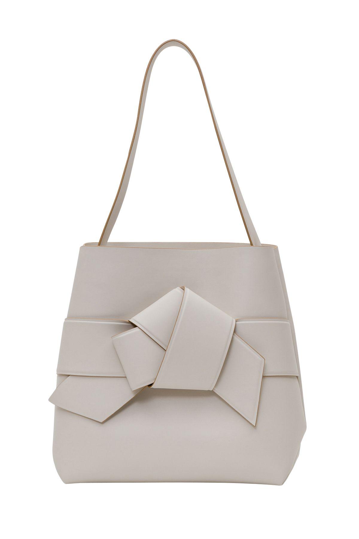 1db1dddbf2 Acne Studios Musubi Shopper In Bianco
