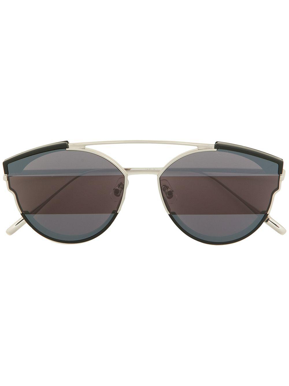 b162cd648efe8 Gentle Monster Cee Cee 01 Sunglasses - Black