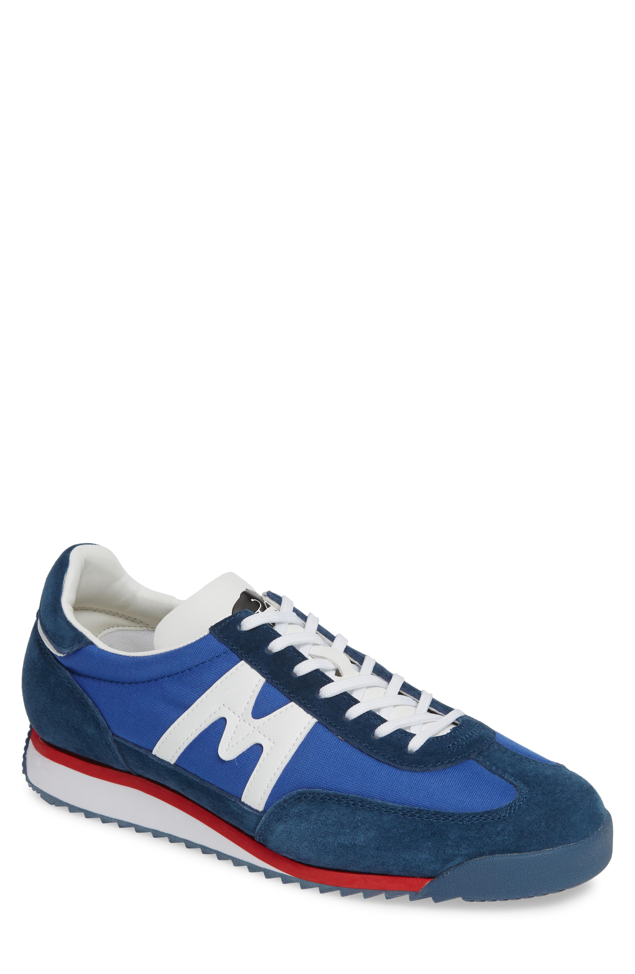 63667072fc2cb Karhu Championair Sneaker In Classic Blue   White