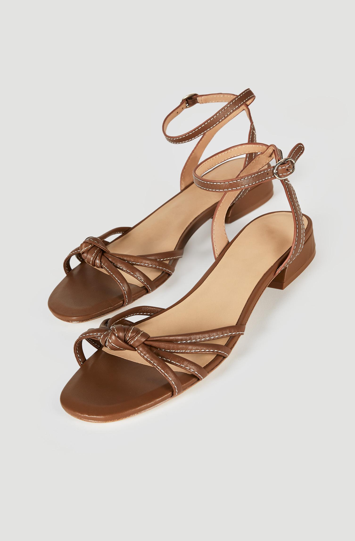 Joie Parsin Sandal In Tan Fw Sp18