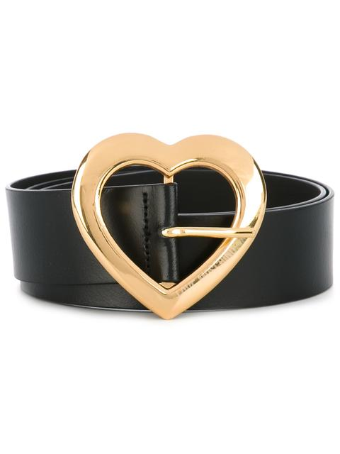 Love Moschino Heart Buckle Belt