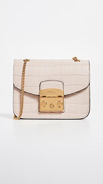 18517b4556 Furla Metropolis Mini Crossbody Bag In Dalia