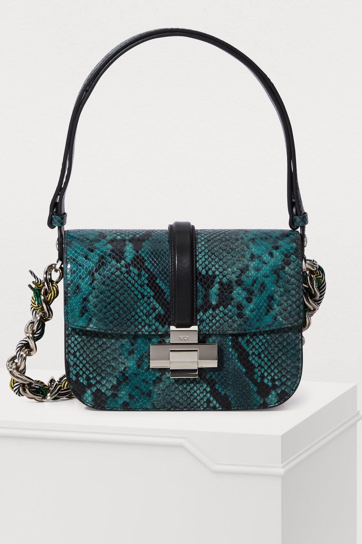 N°21 Lolita Shoulder Bag In Green