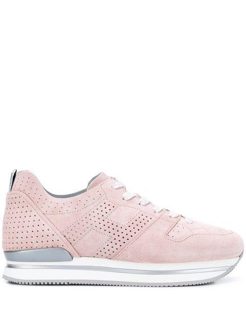 Hogan H222 Sneakers In Pink