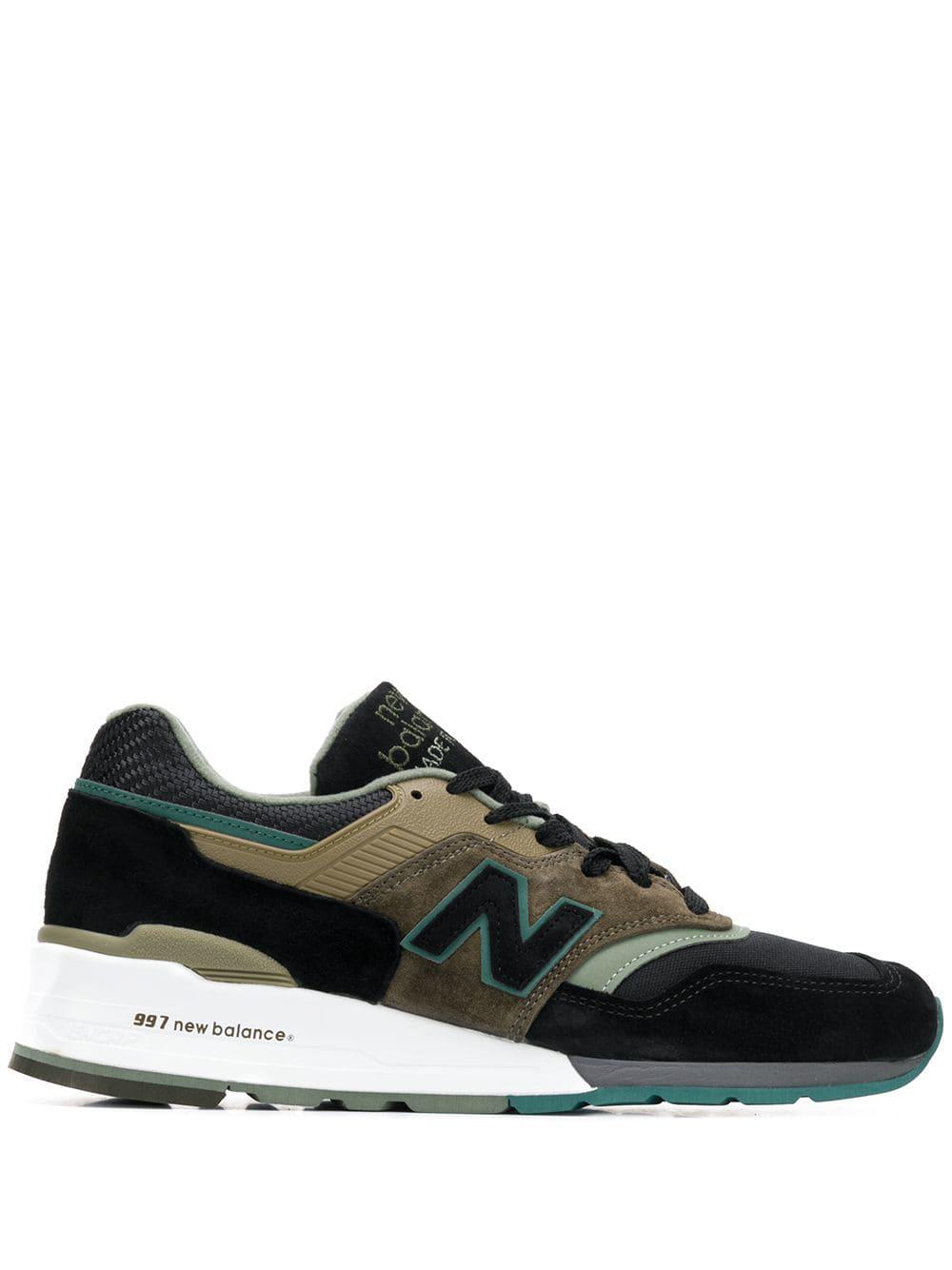 6b494c1cc9 New Balance '997' Sneakers - GrüN In Green | ModeSens