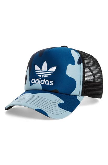 bd4289e69162a ADIDAS ORIGINALS. Originals Foam Trucker Snapback Hat ...