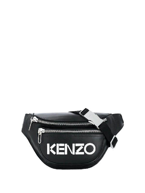 62d9d587e82 Kenzo Bum Bag Fanny Pack In Black | ModeSens