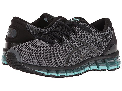 Asics , Carbon/Black/Aruba Blue
