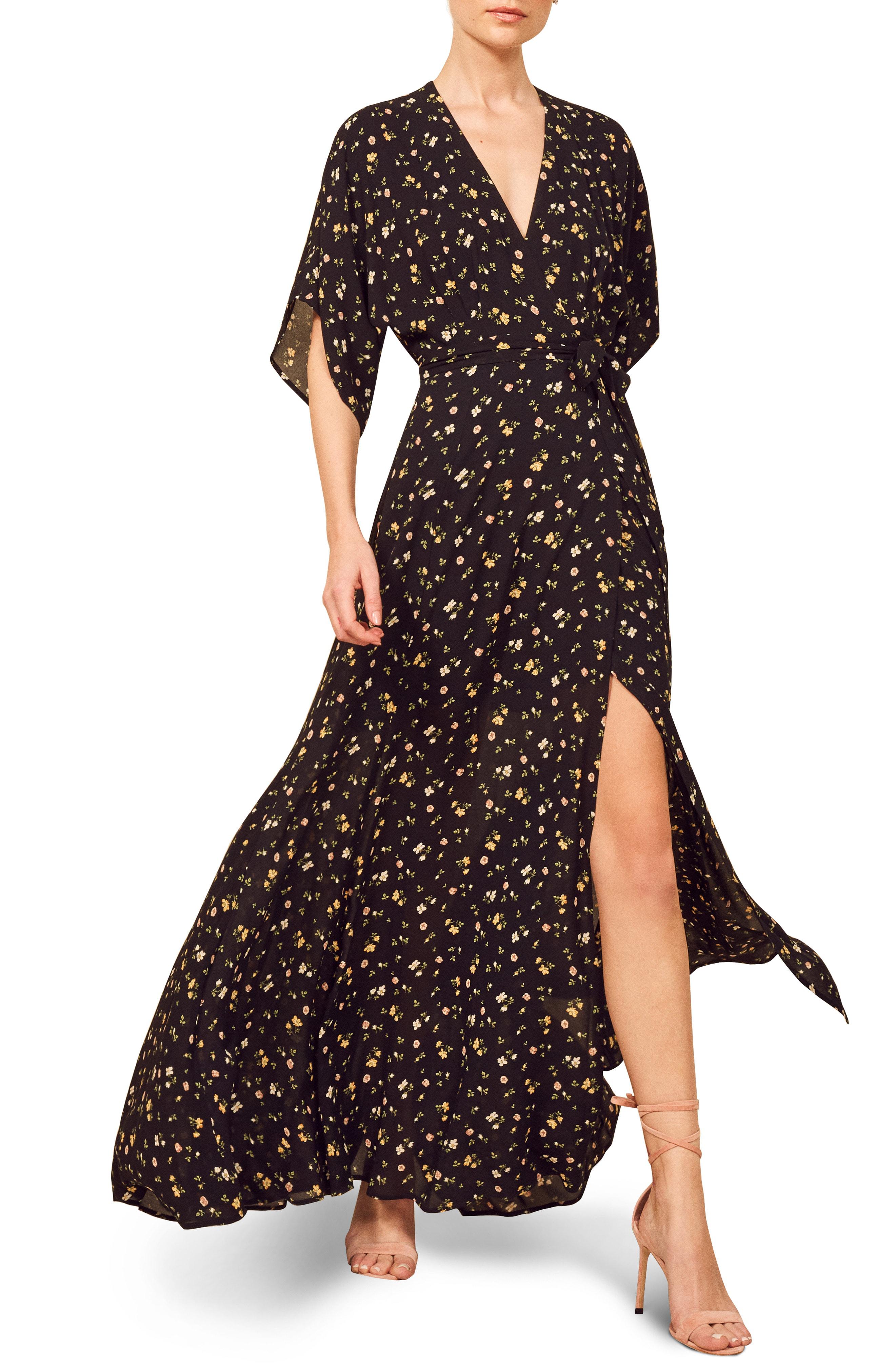 11b3300b62 Maxi Dress Kimono Style – DACC