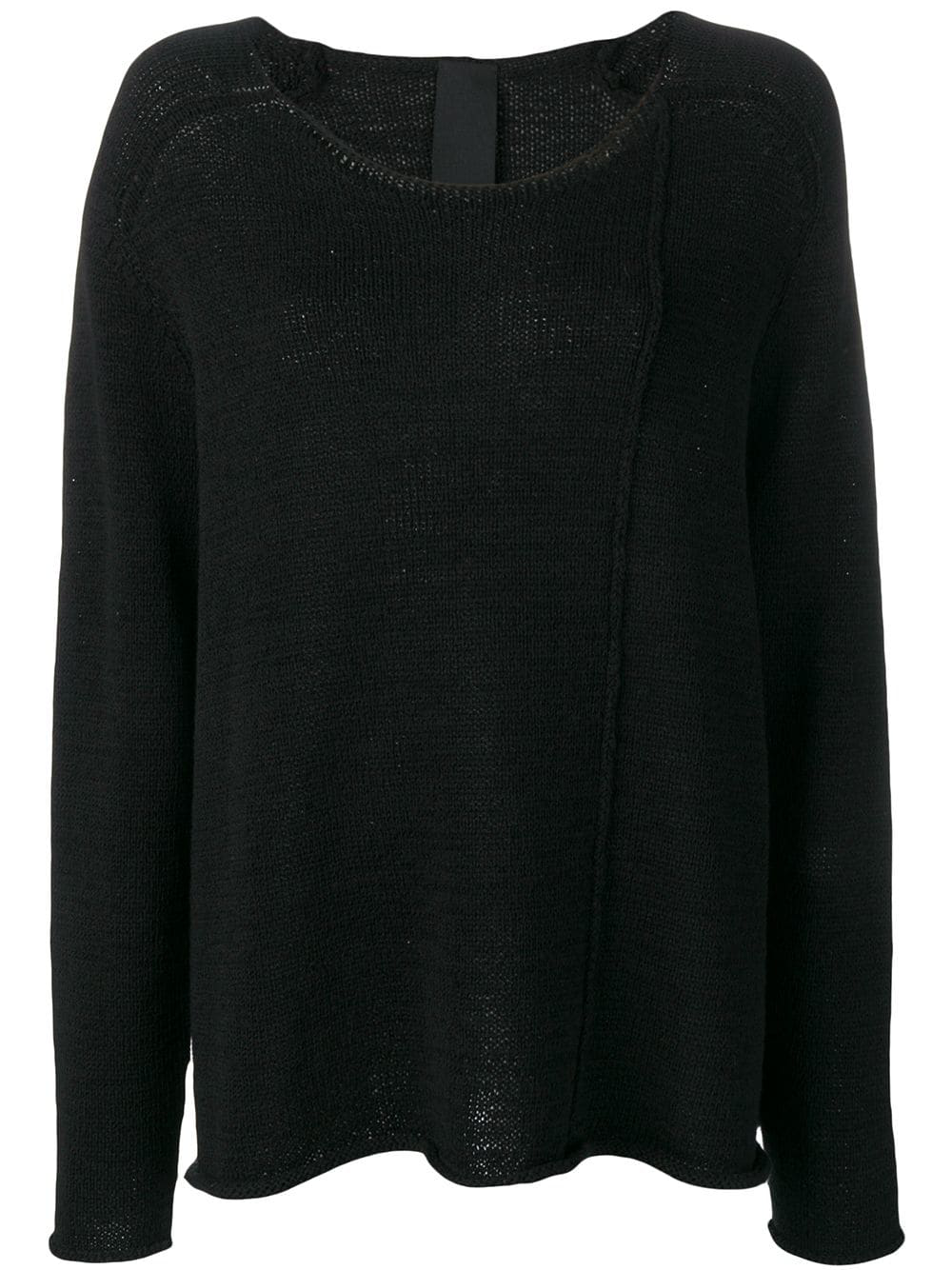 b71773e844a0e1 Rundholz Black Label Knitted Large Pullover