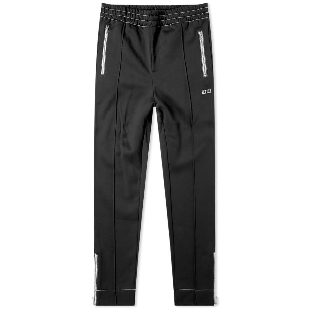Ami Alexandre Mattiussi Ami Jogging Pant In Black