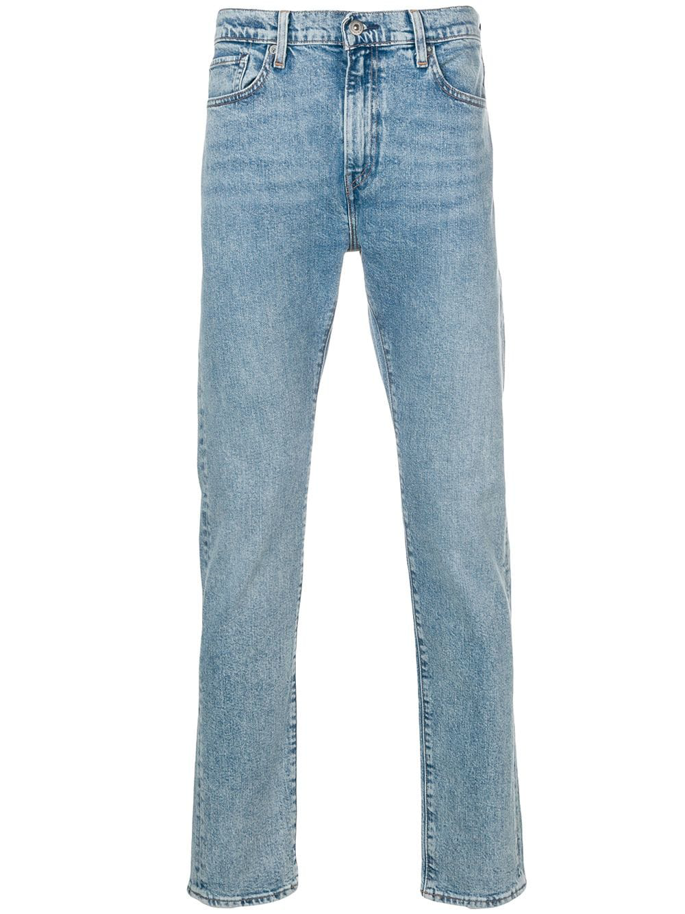 6e6e43f8 Levi's : Made & Crafted 510 Skinny-Fit Jeans - Blue | ModeSens