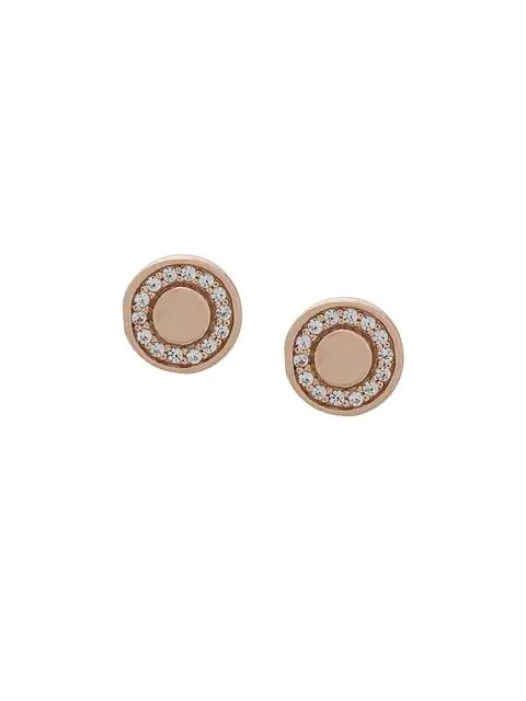 Astley Clarke Biography Cosmos Studs In Gold