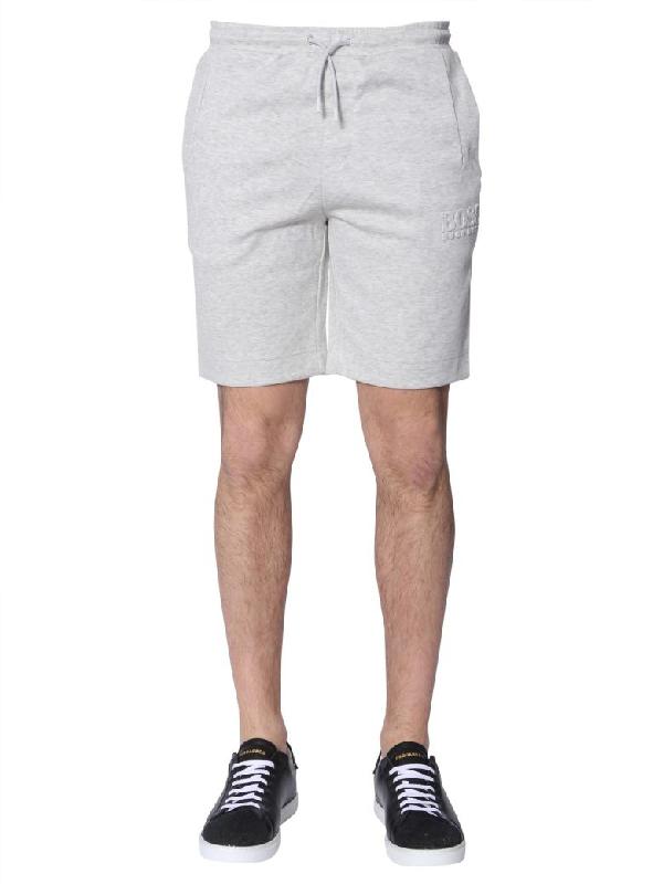 5a50842b5 Hugo Boss Headlo Shorts In Grigio | ModeSens
