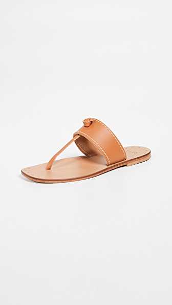 Joie Baylin Thong Sandals In Tan