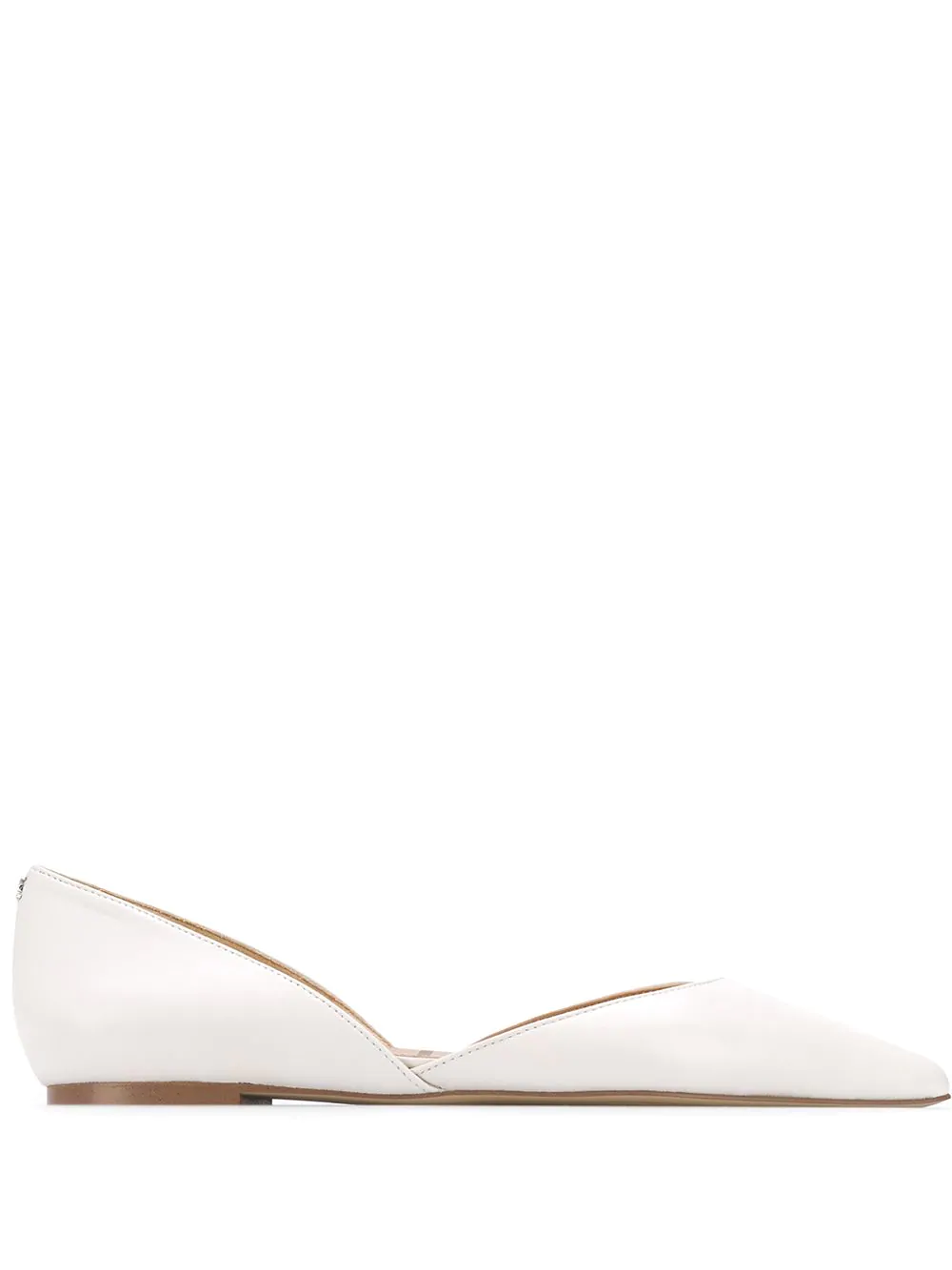 b88909add1be Sam Edelman  Rodney D Orsay  Ballerinas - Weiß In White