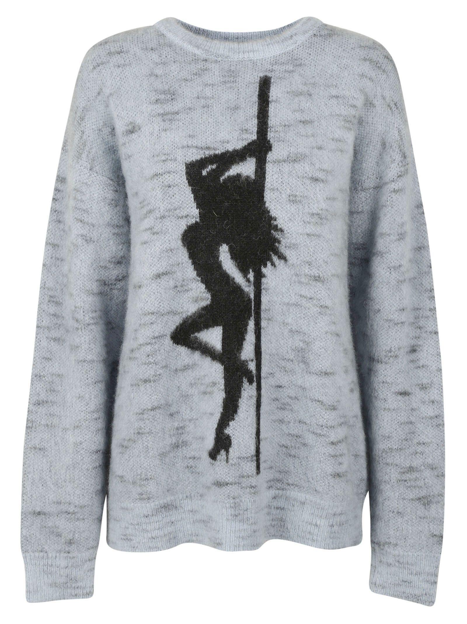 Alexander Pole Dancer Sweater Wang In Pale BlueModesens 8vNn0wm