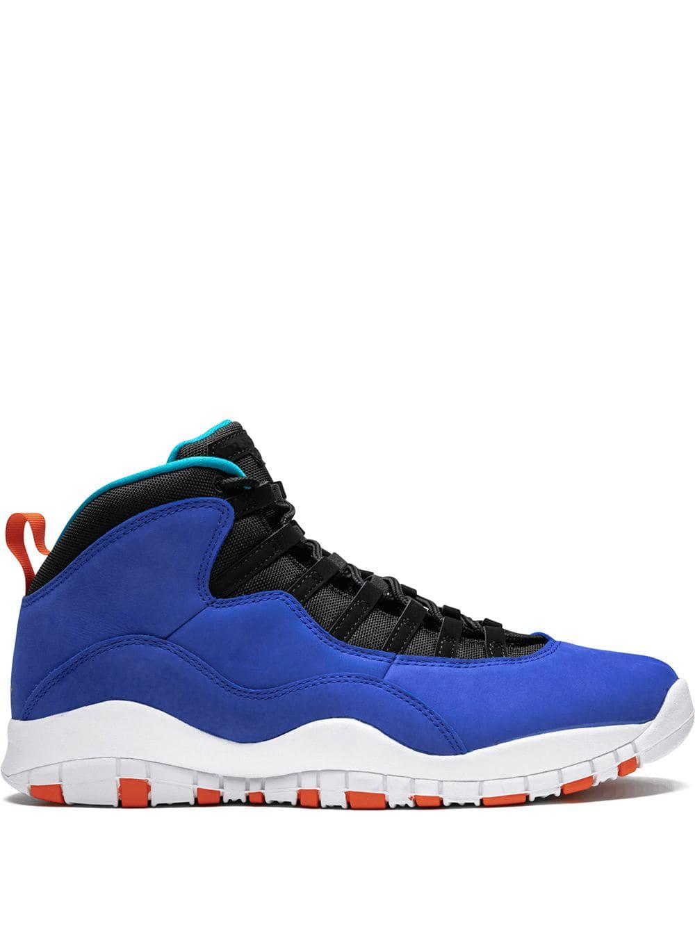 save off f6fd2 f71d9 Nike Air Jordan 1 Sneakers - Blue   ModeSens
