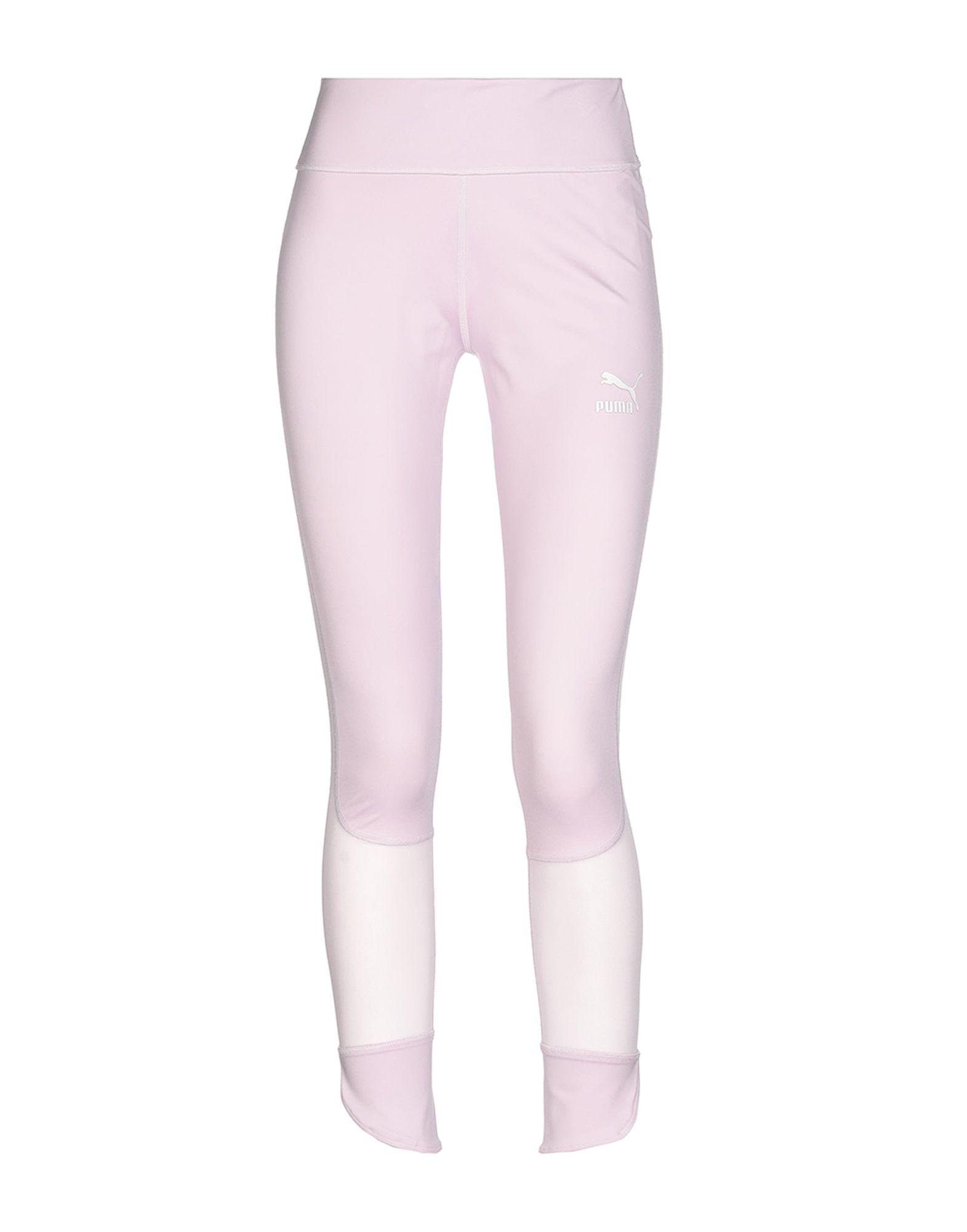 Puma Leggings In Light Pink