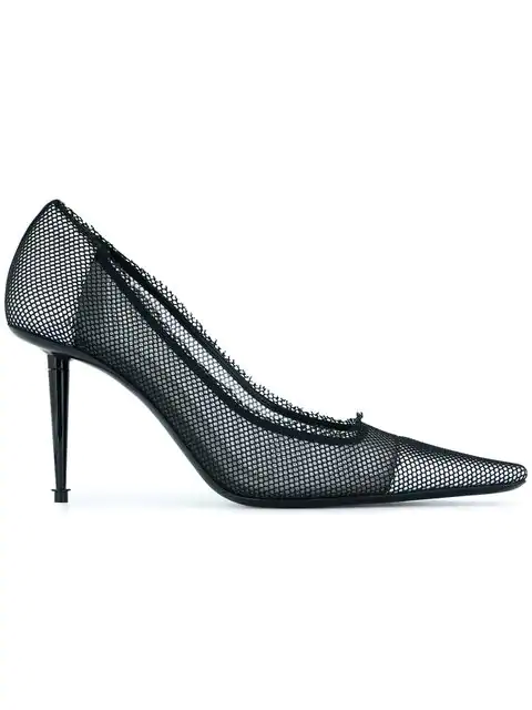Tom Ford Pumps In Netzoptik In Black