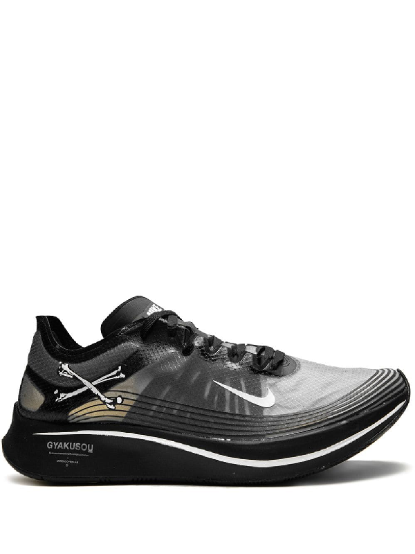 f49ae9e67c0d6 Nike Gyakusou Zoom Fly Sp Ripstop Sneakers In Black