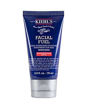 Kiehl's Since 1851 1851 Facial Fuel Daily Energizing Moisture Treatment For Men Spf 20 2.5 Oz. In 200Ml Us