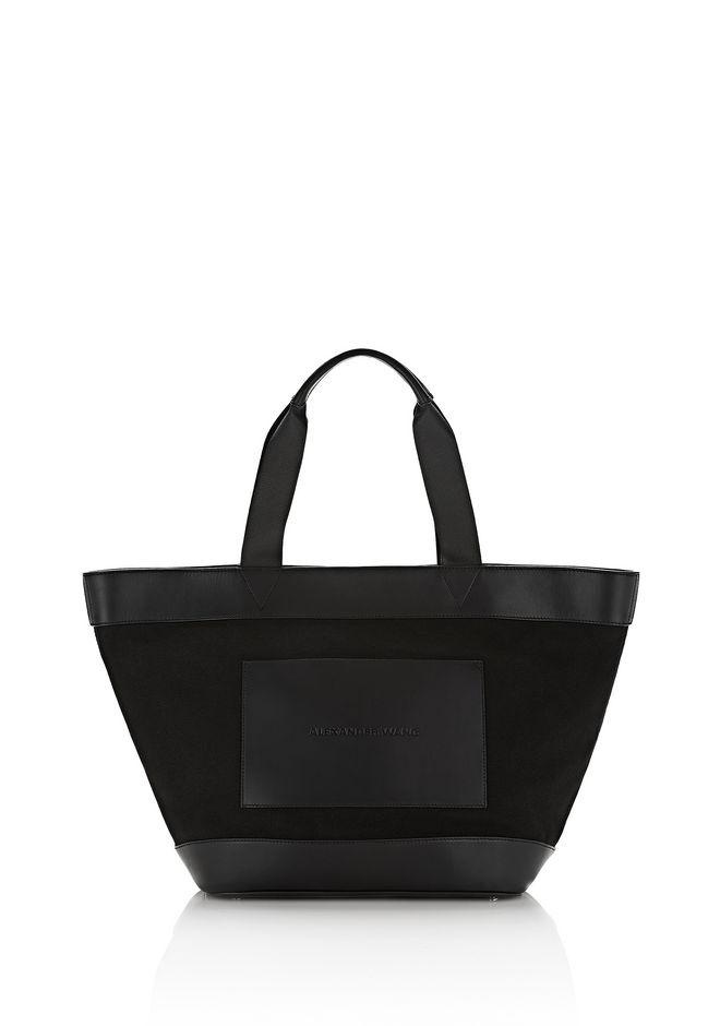Alexander Wang Tote Bag In Black