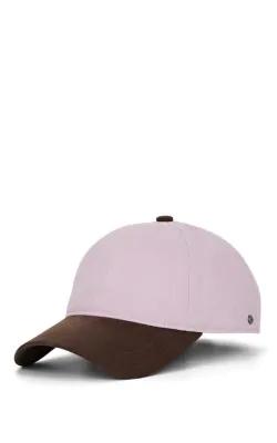 online retailer 7c10b b40c9 New Era Xo Barneys New York 9Twenty Canvas   Suede Baseball Cap - Lilac